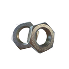 DIN 934 Hex Nuts, Made of Stainless Steel and Carbon Steel
