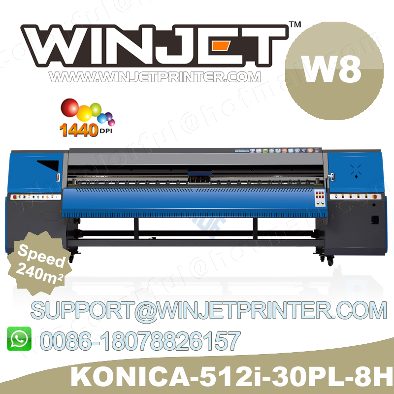 hot sale bangladesh Jetbest eco solvent ink large formate flatbed printer for outdoor indoor printing