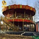 Nice Painting Amusement rides double-layer carousel