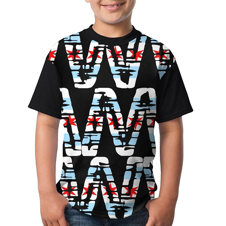 Vnmwertpl You Will Be Found Long Sleeve Teen Boys Girls Teenage Tee Shirts