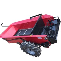 ATV small Manure Spreader for poultry spreader