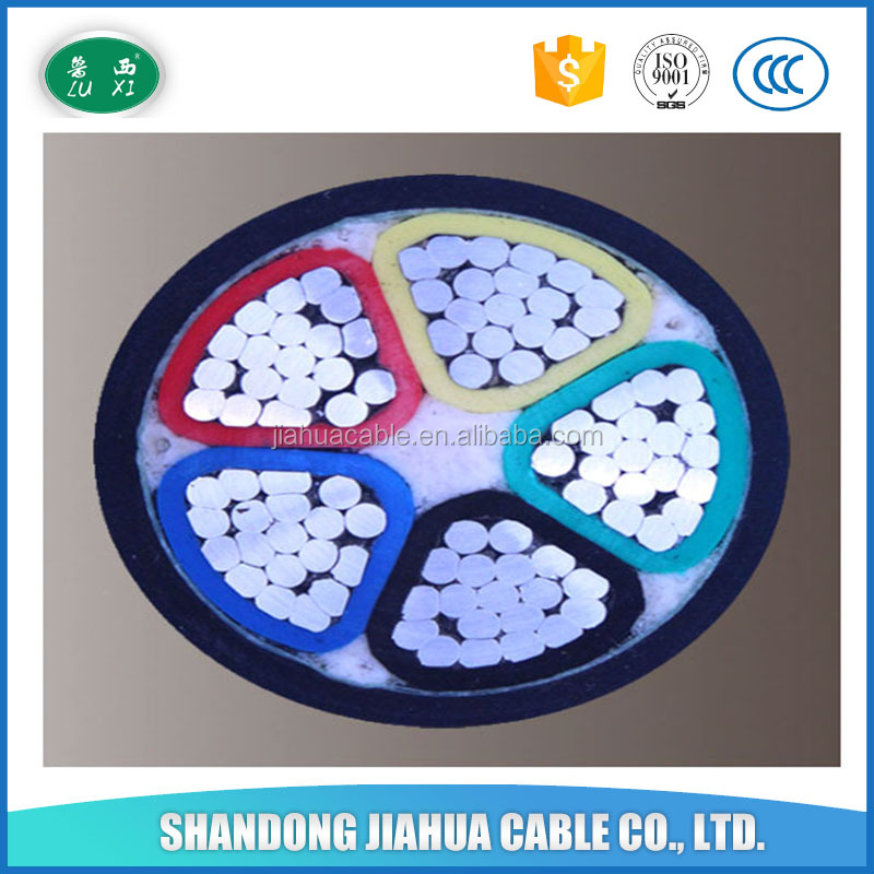 XLPE Insulation Aluminium Conductor Power Electrical Cable