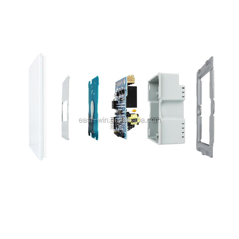 OEM ODM Smart беспроводной светодиодный свет затемнения Wifi Smart сенсорный переключатель