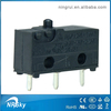 New design UL VDE approved mini waterproof micro switch t105 5e4