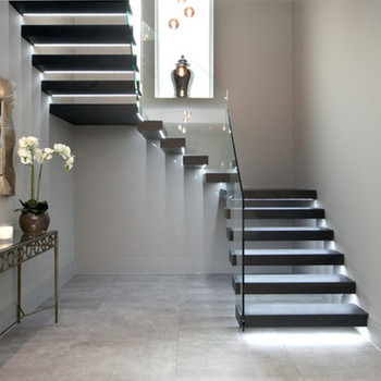 Prima Prefabricated Floating Stairs/kit Cantilever Stairs In Stairs