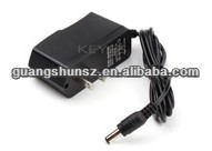 power adapter 9V 1A CCC plug