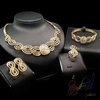 Jewelry Trends 2016 Brazilian Gold Jewelry Set New Gold Kangan