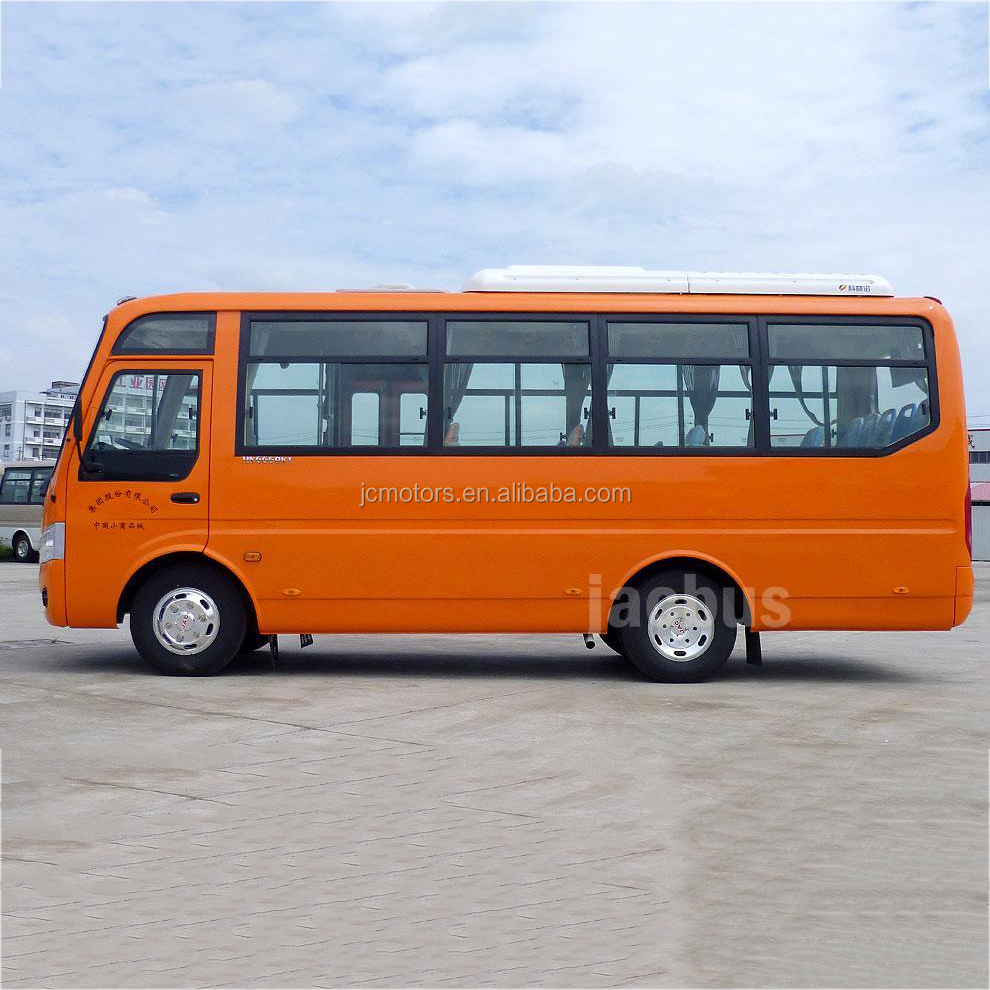 15 passenger mini bus model JAC HK6669K with high quality for Sale