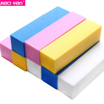3 Sided Sponge Block Nail File Buffer 4601