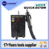 portable quick hot air gun mobile phone repair tools Quick 857DW