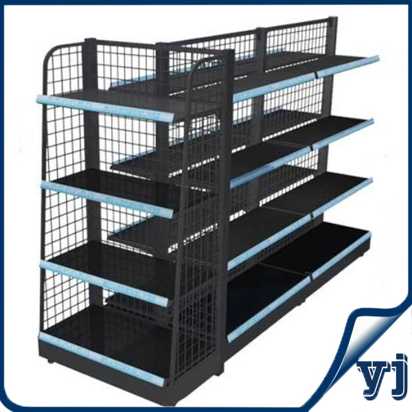 Metal Supermarket Shelf/ Shop Racks From China Suppliers
