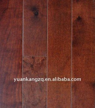 Kempas Hardwood Flooring(coconut Solid Natural Wood)