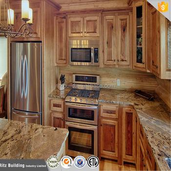 Ritz Solid Wood Cabinet Mufacturer Foshan Kitchen Facotory Round ...