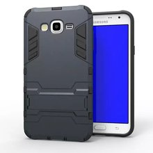 Iron-Bear Rugged Hybrid Armor Mobile Phone Hard Cover For Samsung Galaxy J7