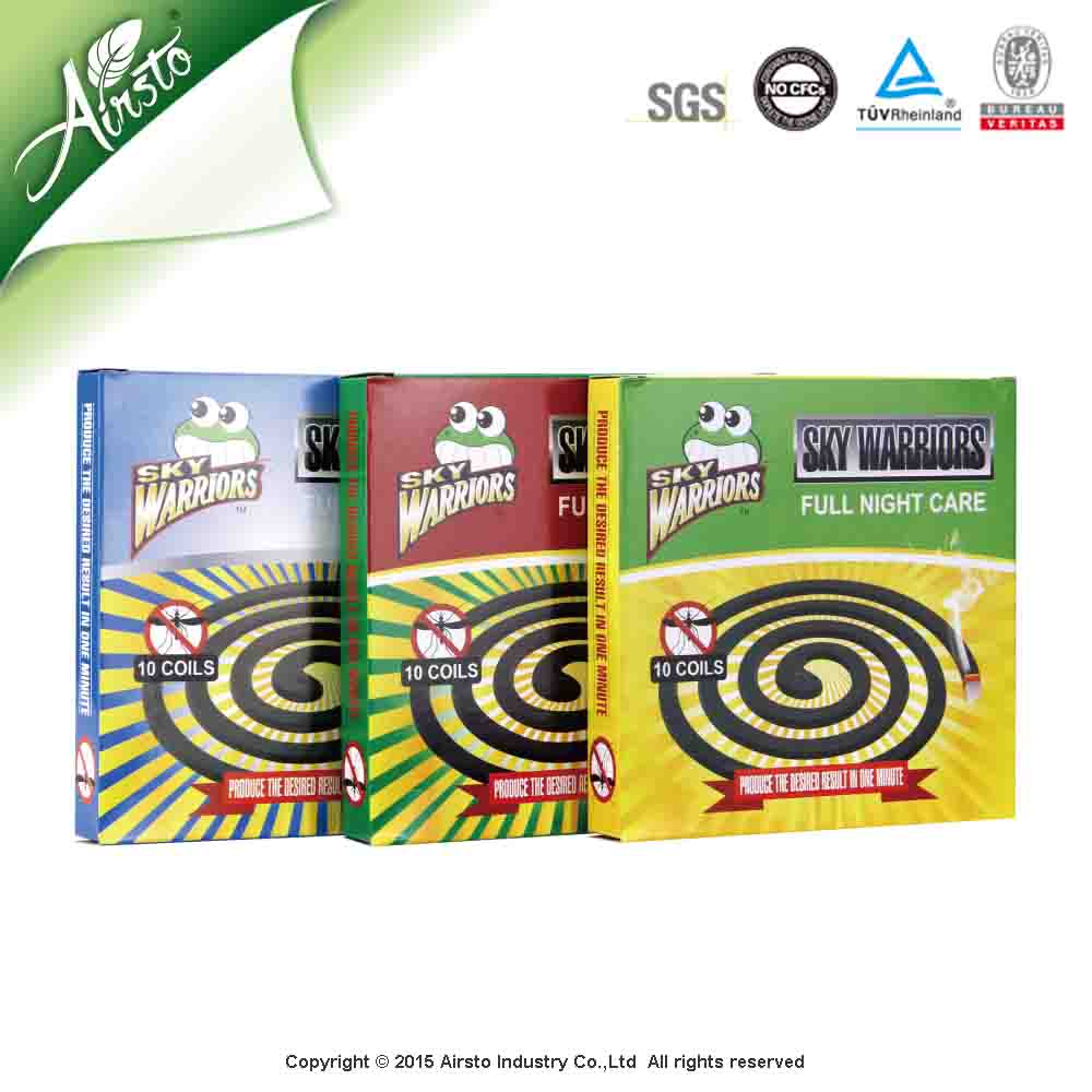 China Brand Black Smokeless Mosquito Coil