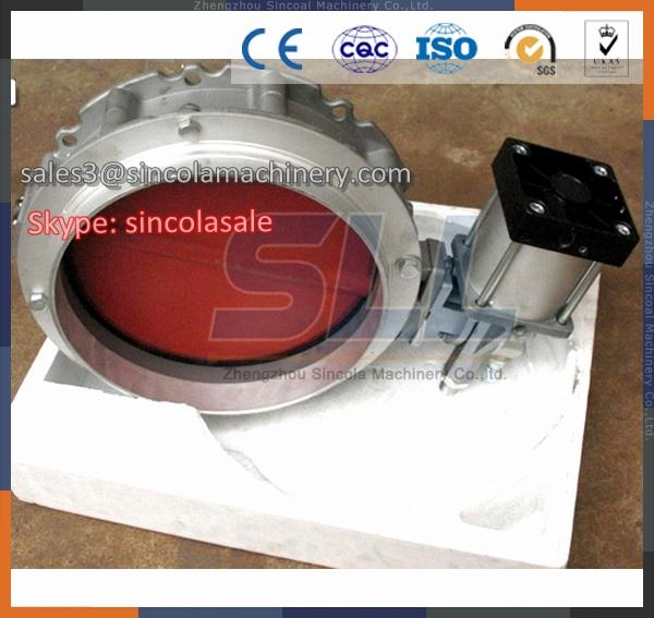 DN Packaging Machine Butterfly Valve