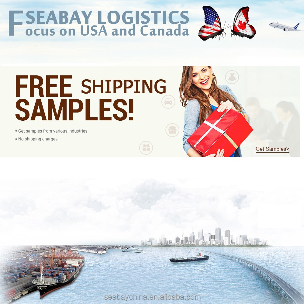 Professional express shipping service from China to usa