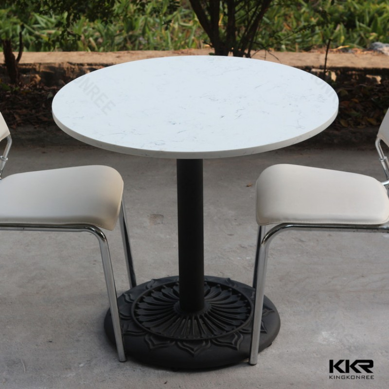 Solid Stainless Steel Coffee Table: Acrylic Solid Surface Coffee Table With Stainless Steel