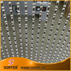 Decorative metal door chain curtain/Decorative mesh drapery