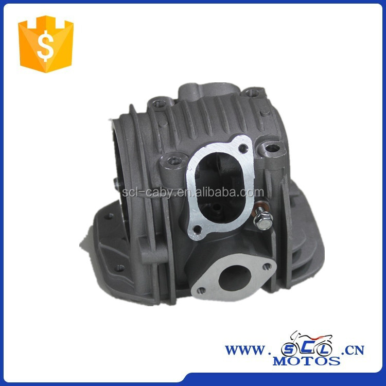 SCL-2013070096 WAVE125 XRM125 motorcycle cylinder head for China wholesale motorcycle parts