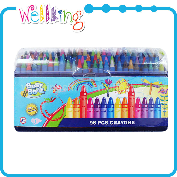 Art suppliers colorful toy pastel oil