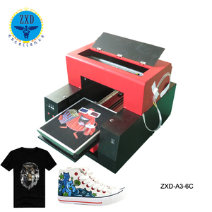 Sales service gtg digital T-shirt textile printer OEM design with lowest cost
