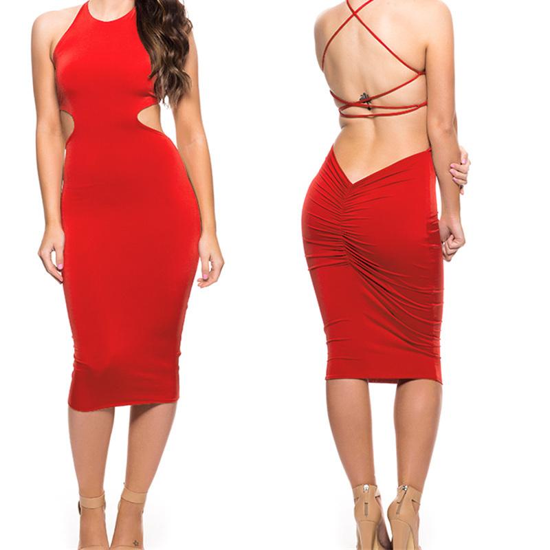 8d0f5449188 Buy Ecool Women's Sexy Sling Halter American Flag Bikini in ...