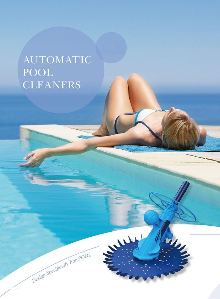 Giant Inflatable pool Cleaner , automatic vacuum pool cleaner