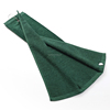 Made in china best quality eco-friendly bamboo fiber hair towel