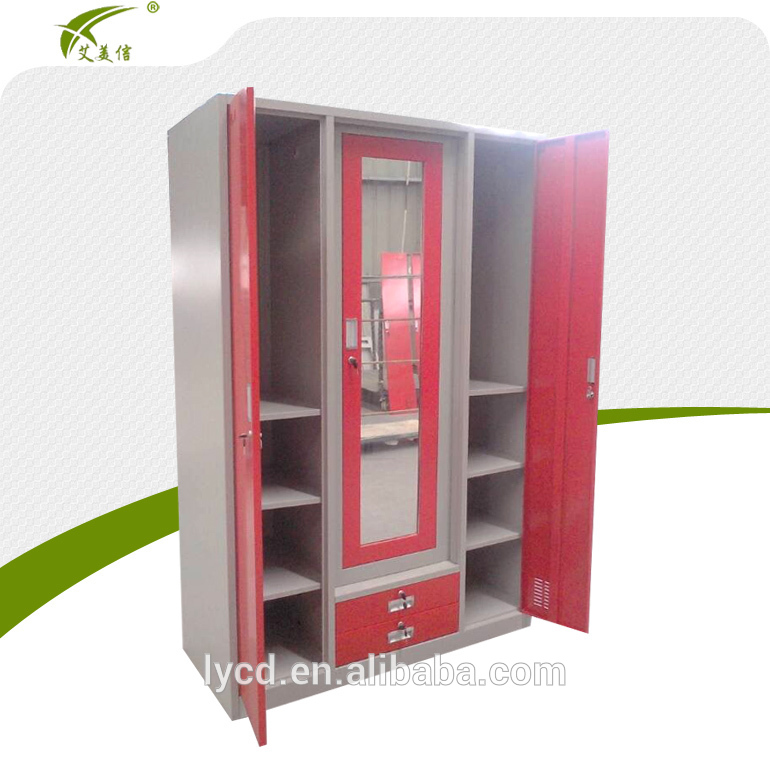 Bedroom Furniture Almirah modern design bedroom furniture steel godrej almirah designs with