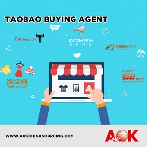 China professional Tmall Taobao 1688 buying agent with shipping service