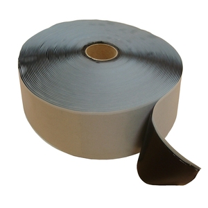 single sided Construction roofing aluminum butyl self adhesive tape