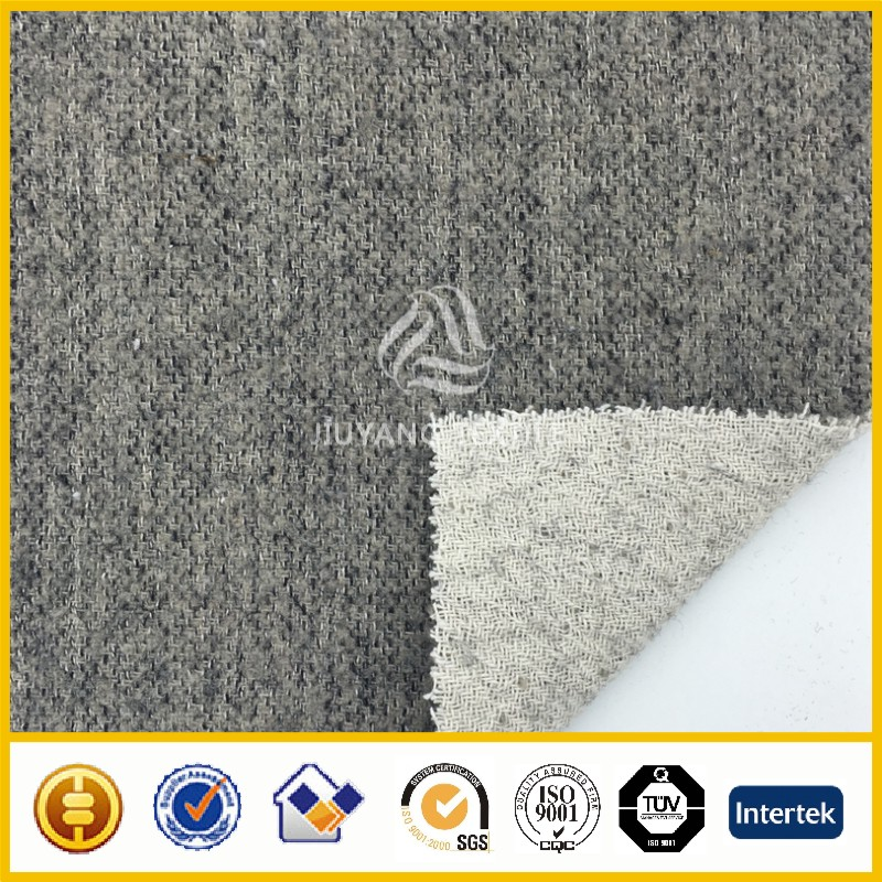 High quality Double faced wool woven fabric for garment