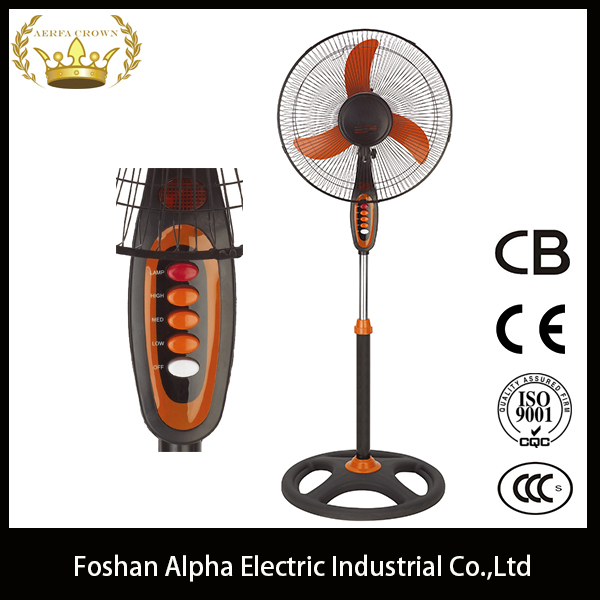 Hot sale Antique Electric Standing Fans 16 Inch low price fan wholesale