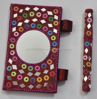 Indian Handmade Rajasthani Designer Decoration Pen And Note Book