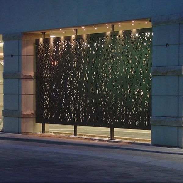 Decorative Aluminum Walls Partition Panels Outdoor Buy