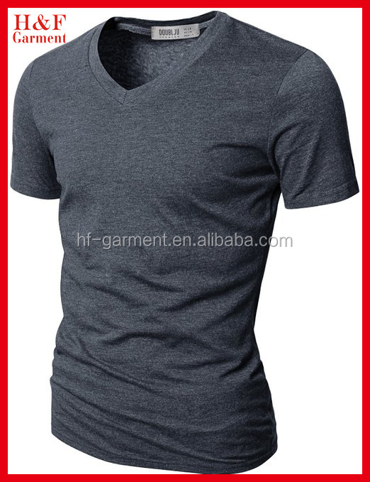 Color variety men slim fit shirt with nice v neck collar