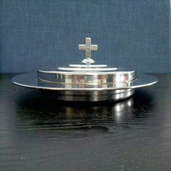 Stainless Steel Communion Bread Tray Set Buy Stainless Steel