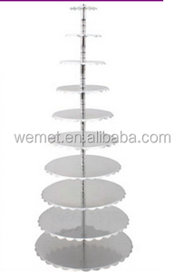 Cake display shelf / Tall tier cake stand / Tiered cake stand