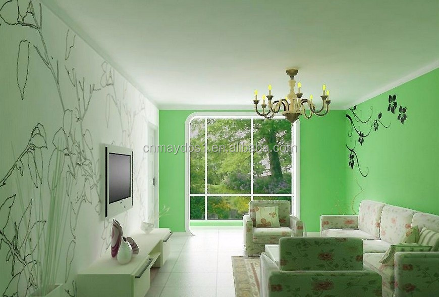 water proof interior wall spray paint random color price cheap than