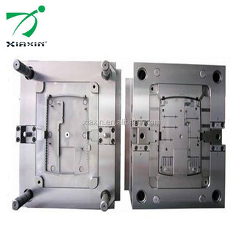 Design customized injection plastic moulding/Shanghai manufacturer offered