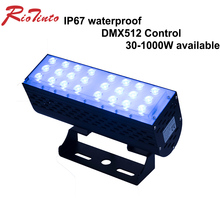 50w RGB Dimmable IP65 LED Flood Light UL SAA CE TUV ROHS DLC Certified 5-year Warranty LED Flood