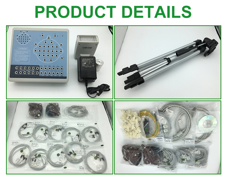 Portable medical hospital EEG equipment price