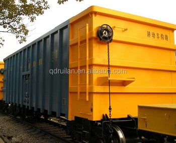 High quality Open Top Railway Wagon Car, C80B train carriage for sale