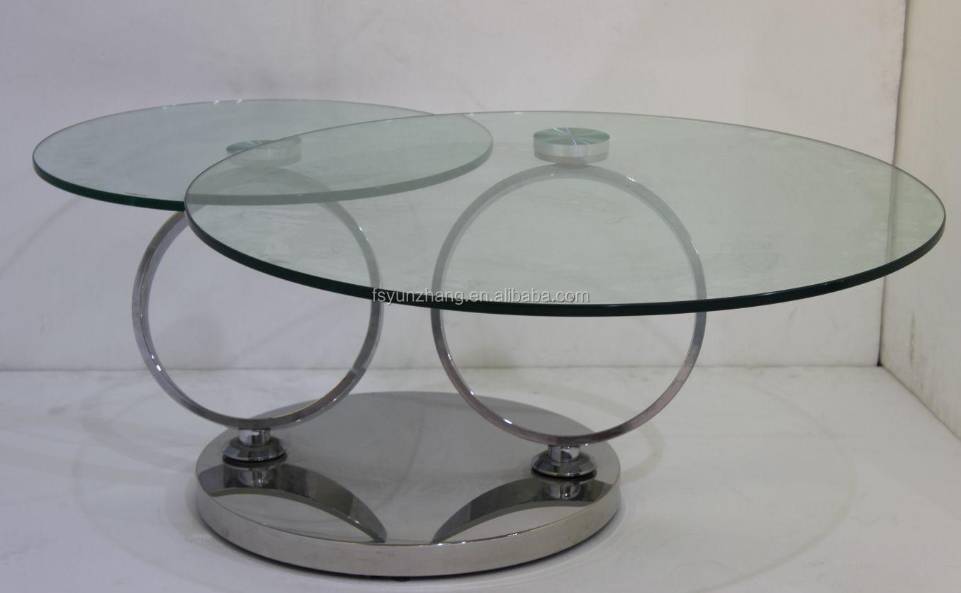 skinny couchtisch glas drehbar mit hockerKaffeetisch