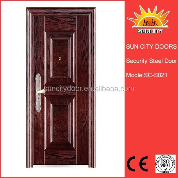 Iran Steel Doors High Quality Main Gate Designs Sc-s021