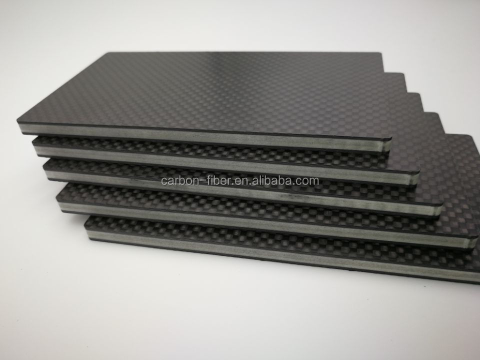 Carbon Fiber Composite Foam Core Sandwich Panels With Custom-made Cnc  Cutting - Buy Carbon Fiber Sandwich Panel,Carbon Fiber Foam Core,Composite
