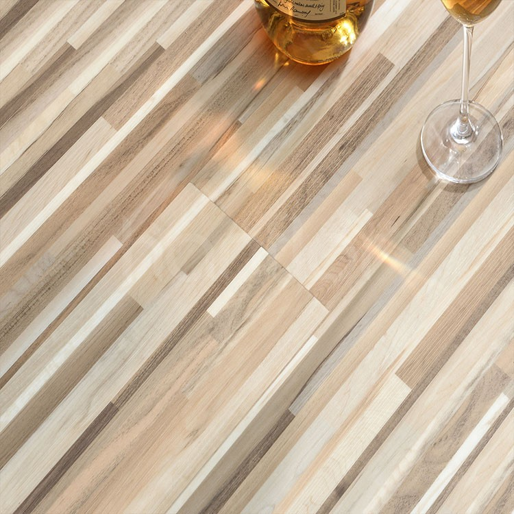 Wood design click luxury vinyl plank for hotel use.jpg