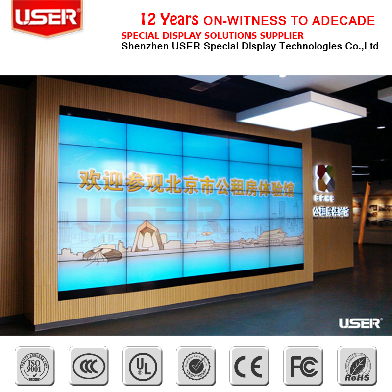 Advertising Video Display Supported China Sex Videos In Video Wall ...