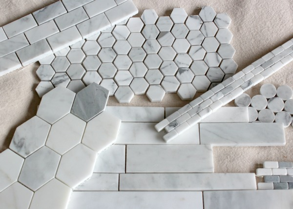 100 carrara marble backsplash tiles marble backsplash tile